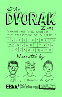 The Dvorak Zine